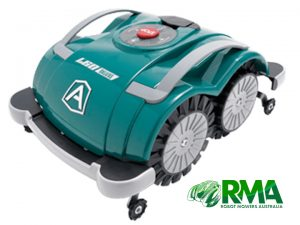 Ambrogio L60 Deluxe Robotic Lawn Mower – No Wire required 200 m2